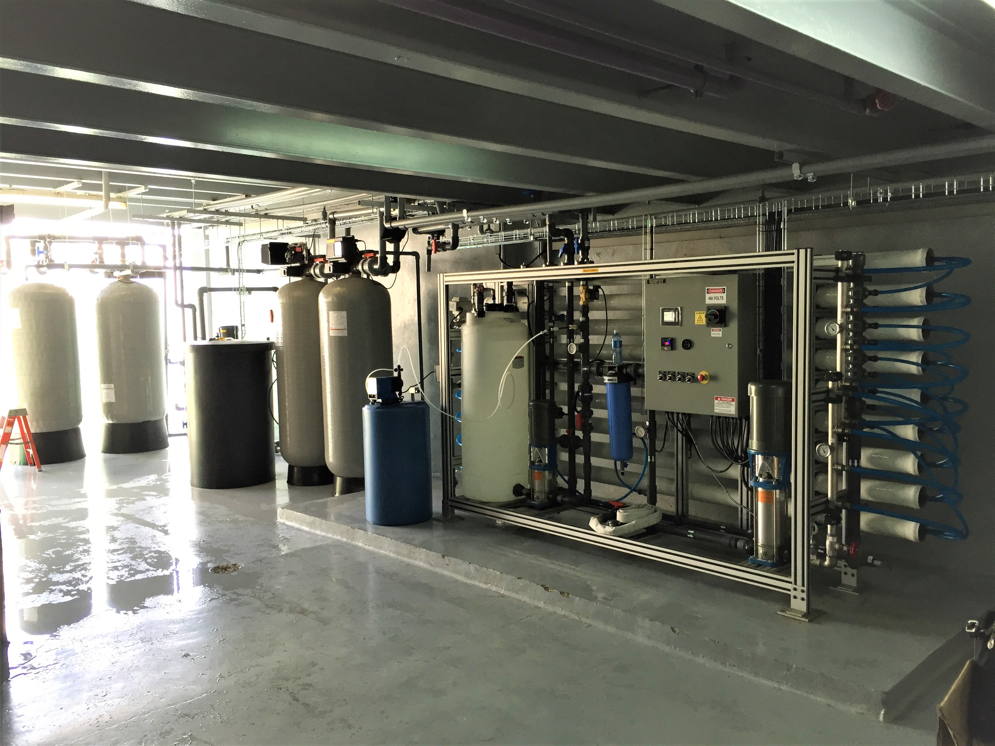 High Recovery Reverse Osmosis System – ADVANCED Equipment and Services