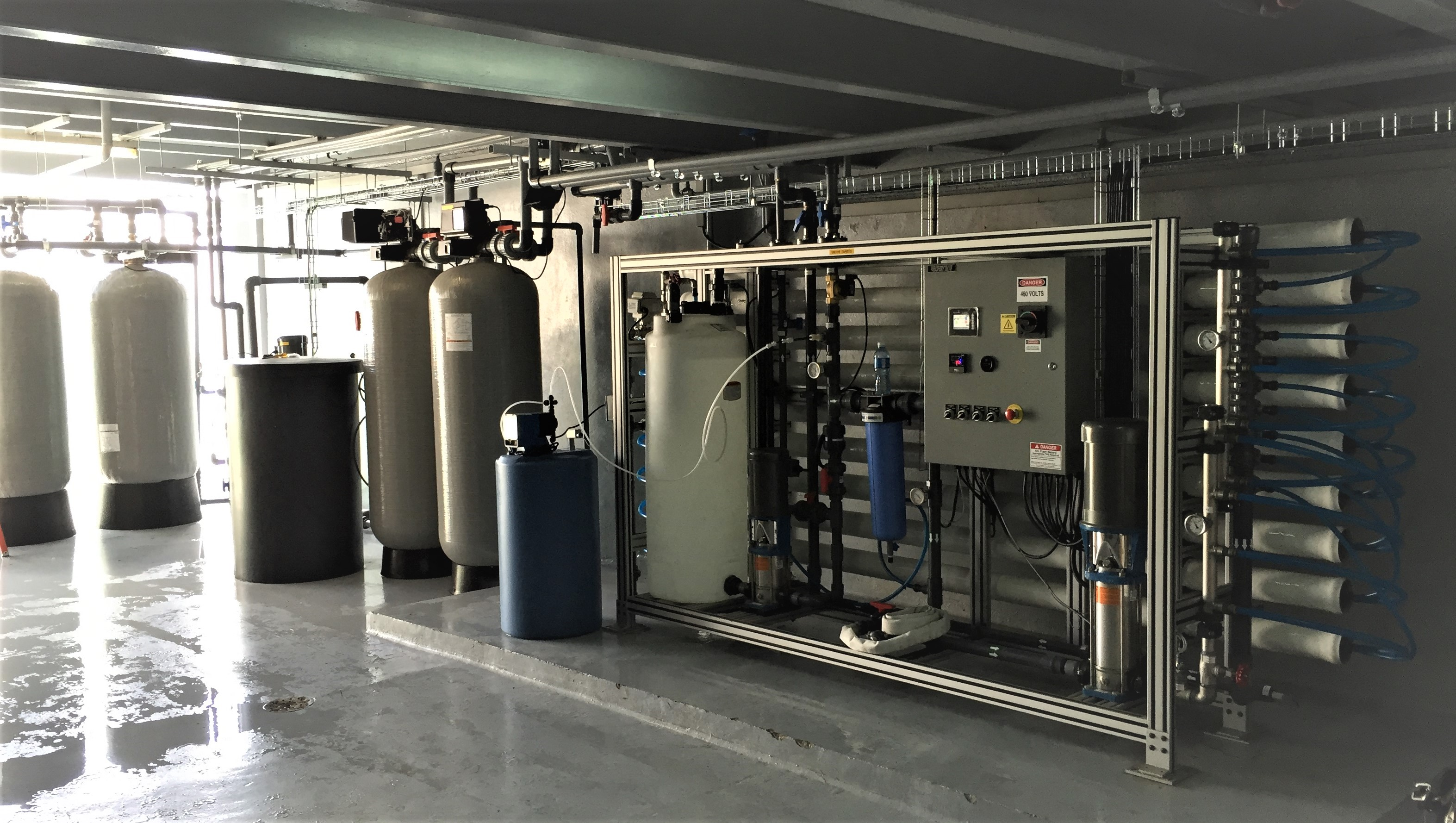 SW – Desalination – ADVANCED Equipment and Services