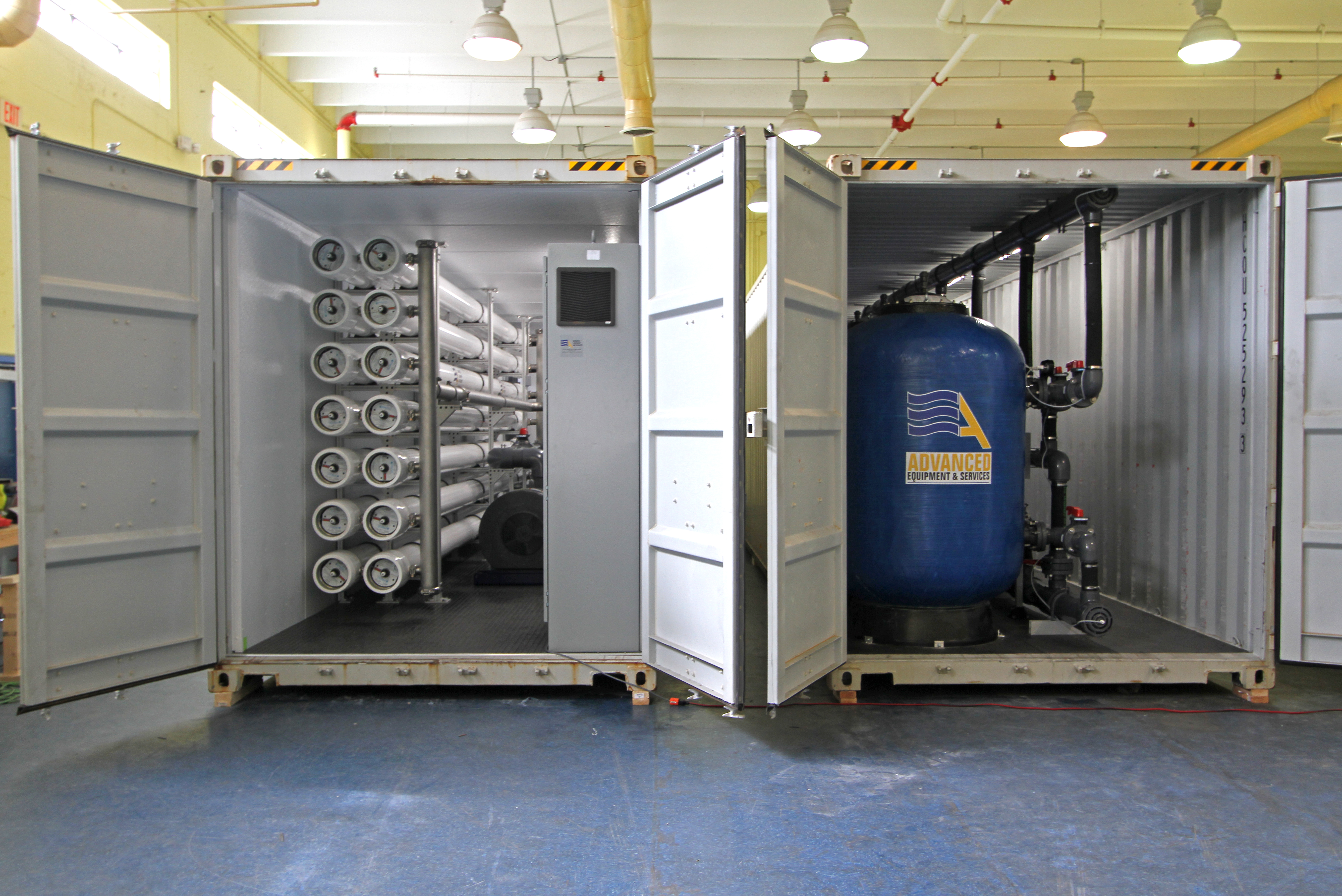 ADVANCED Equipment and Services – ficial website